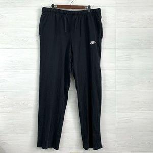 Nike XXLT Elastic Waist Pull On Thin Knit Sweats